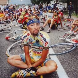 "Pantani foi o último ""showman"" do ciclismo"