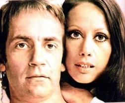 Paulo José e Dina Sfat