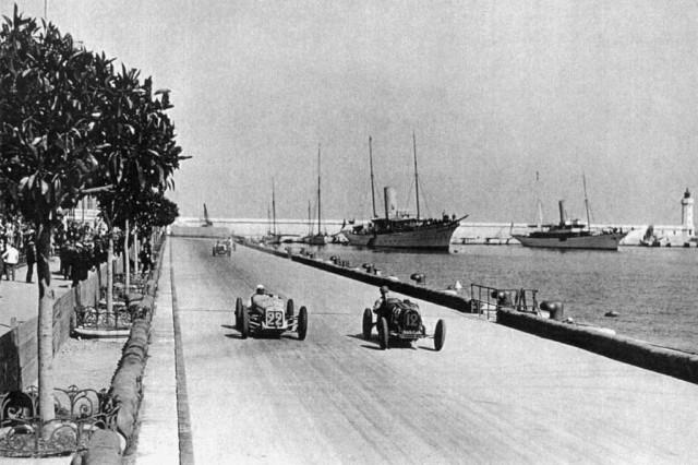 Primeiro Grande Prêmio de Mônaco é realizado