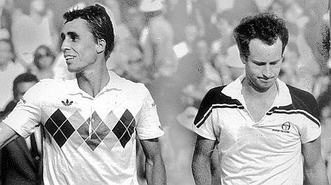 Ivan Lendl vence John McEnroe e conquista Roland Garros