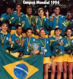 Brasil é campeão mundial de basquete