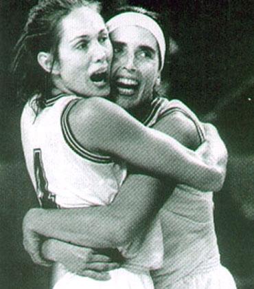 Hortência e Paula