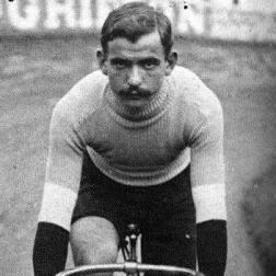 Luigi Ganna, vencedor do primeiro Giro d'Italia