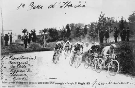Resultado de imagem para dario beni giro de 1909 fotos