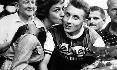 O francês Jacques Anquetil