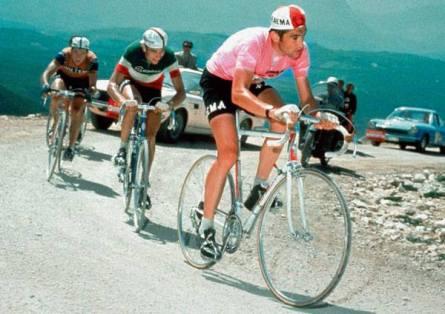 O belga Eddy Merckx