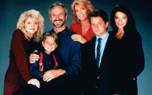 Termina a série Family Ties