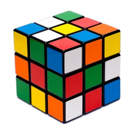 Surge o Cubo Mágico