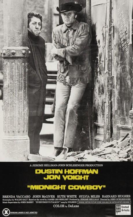 """""""Midnight Cowboy"""" tem pre-estreia em Nova York"""