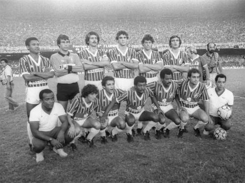 Fluminense é campeão brasileiro