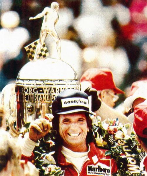 Emerson Fittipaldi vence as 500 milhas de Indianápolis