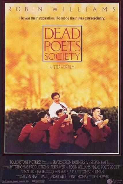 """""""Sociedade dos Poetas Mortos"""" tem pré-estreia nos EUA e Canadá"""