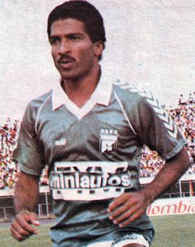 Alexis García, o capitão e motor do time