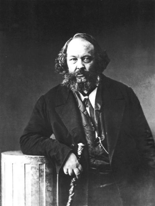 Mikhail Bakunin, 200 anos