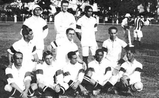 Seleção Brasileira, 100 anos