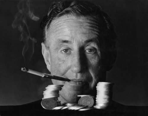 "Morre Ian Fleming, o ""pai"" de James Bond"