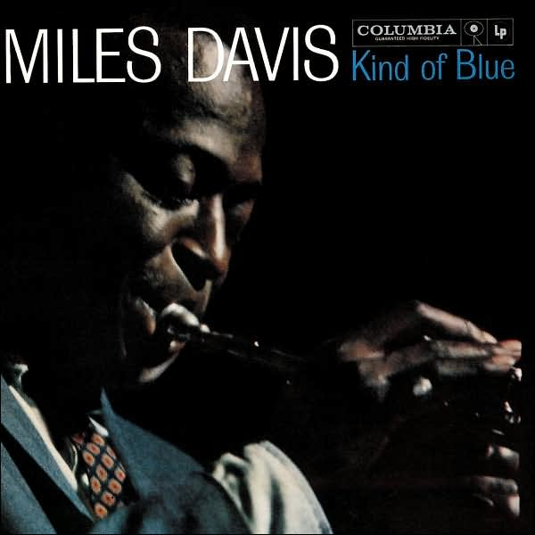 Miles Davis lança Kind of Blue