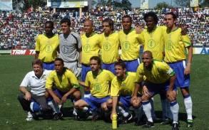 O time brasileiro que começou a partida