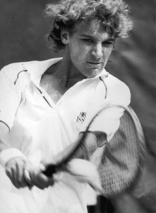 Mats Wilander, 50 anos