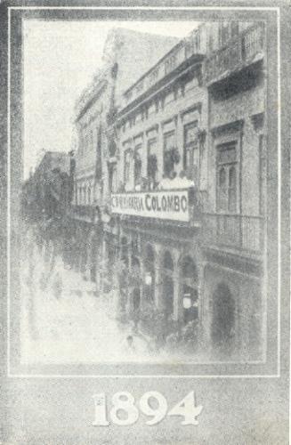 Confeitaria Colombo é inaugurada no Rio