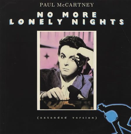 "Paul McCartney lança o single ""No More Lonely Nights"""