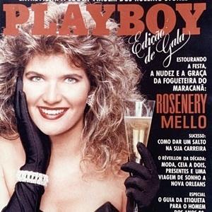 Rosenery na Playboy!
