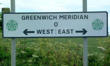 Meridiano de Greenwich é definido para dividir horários do mundo
