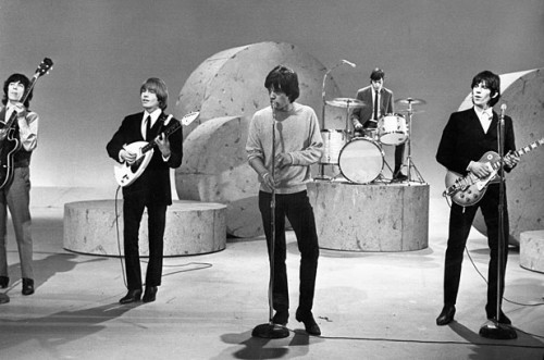 Rolling Stones estreiam no Ed Sullivan Show