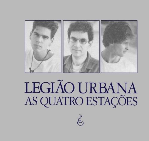 """Legião Urbana lança """"As Quatro Estações"""""""