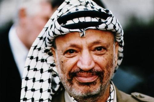 Morre Yasser Arafat