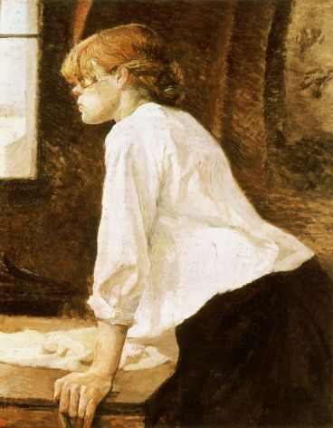 """The Laundress"" (1889)"
