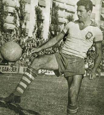 Pela seleção, bicampeonato em 1958 e 1962