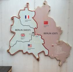 Berlim Ocidental e Berlim Oriental