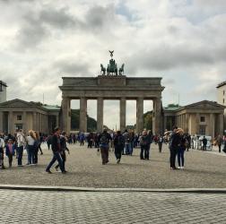 Portão de Brandemburgo hoje