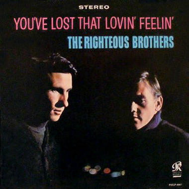 "The Righteous Brothers lançam ""You've Lost That Lovin' Feelin'"""