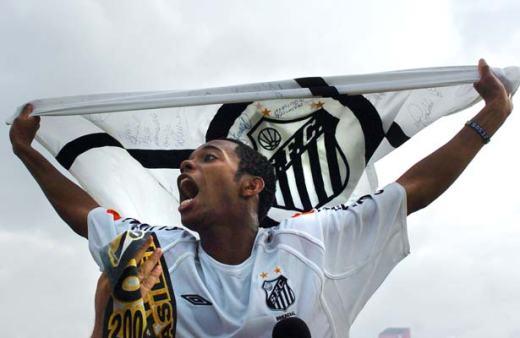 Santos conquista o Campeonato Brasileiro
