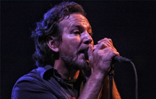 Eddie Vedder, 50 anos