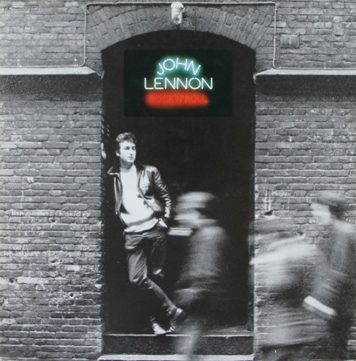 John Lennon lança Rock 'n' Roll nos Estados Unidos