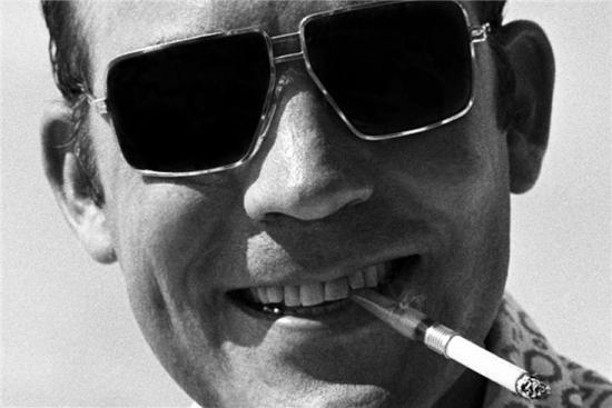 Morre Hunter S. Thompson, o pai do jornalismo gonzo
