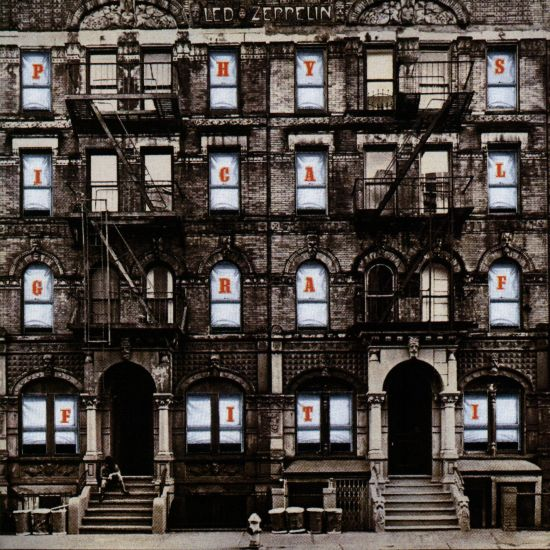 Led Zeppelin lança Physical Graffiti