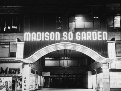 O mítico Garden nos anos 1940