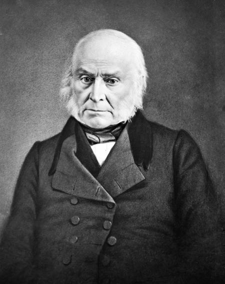 John Quincy Adams é eleito presidente dos EUA pela Câmara