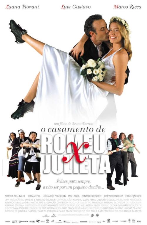 """""""O Casamento de Romeu & Julieta"""" estreia no Brasil"""