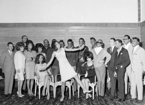 Motown começa primeira turnê no Reino Unido