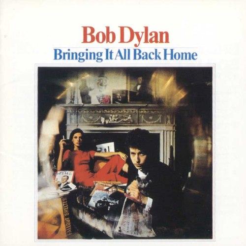 Bob Dylan lança Bringing It All Back Home