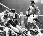 O campeão devolve e vence a luta