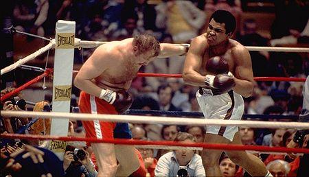 "Ali vence Chuck Wepner e nasce a lenda ""Rocky Balboa"""