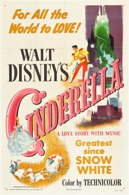 """""""Cinderela"""" da Disney estreia nos EUA"""