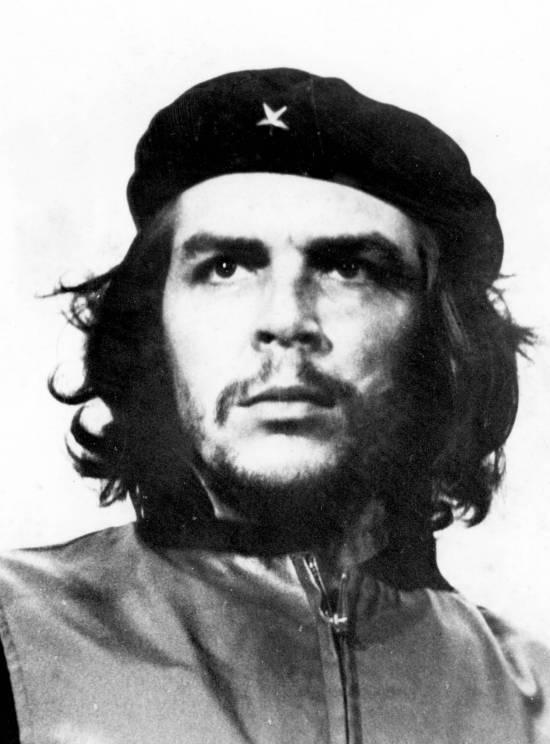 Fotógrafo Alberto Korda imortaliza Che Guevara