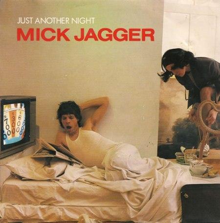 Mick Jagger lança seu primeiro single